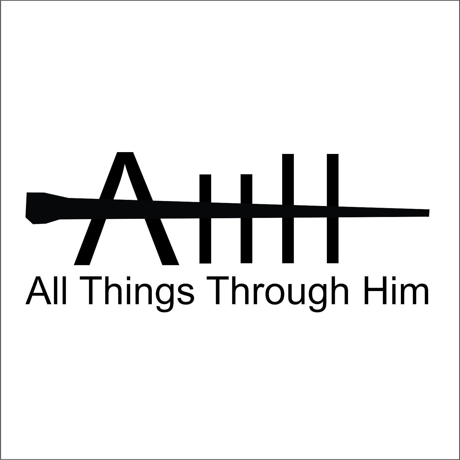 All Things Through Him Store