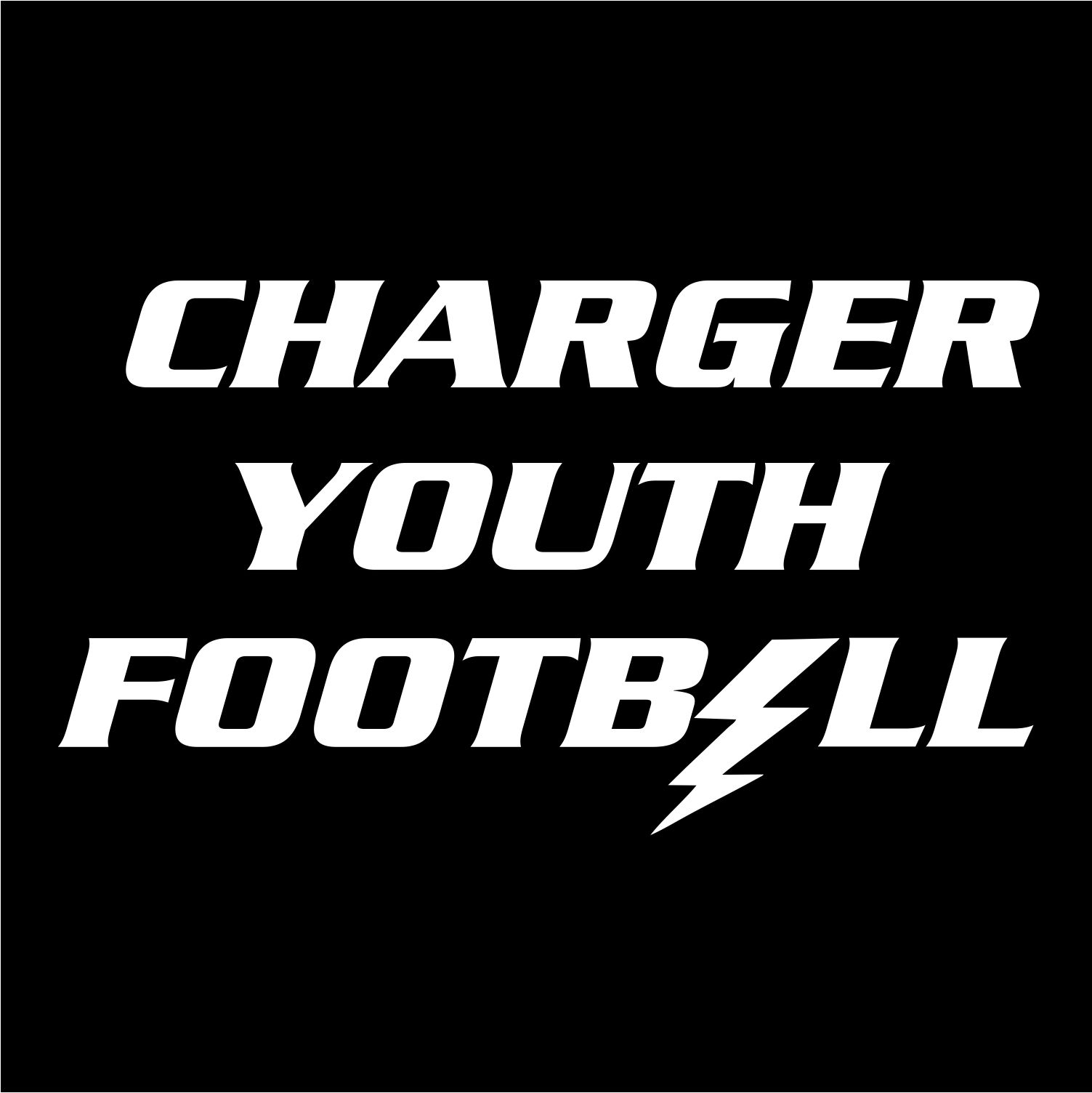 Charger Youth Football